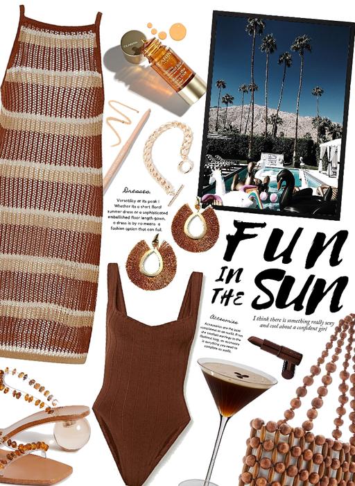 Fun In The Sun ! ☀️