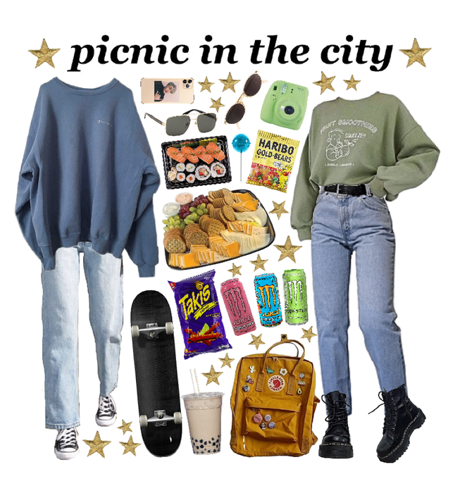 picnic in the city