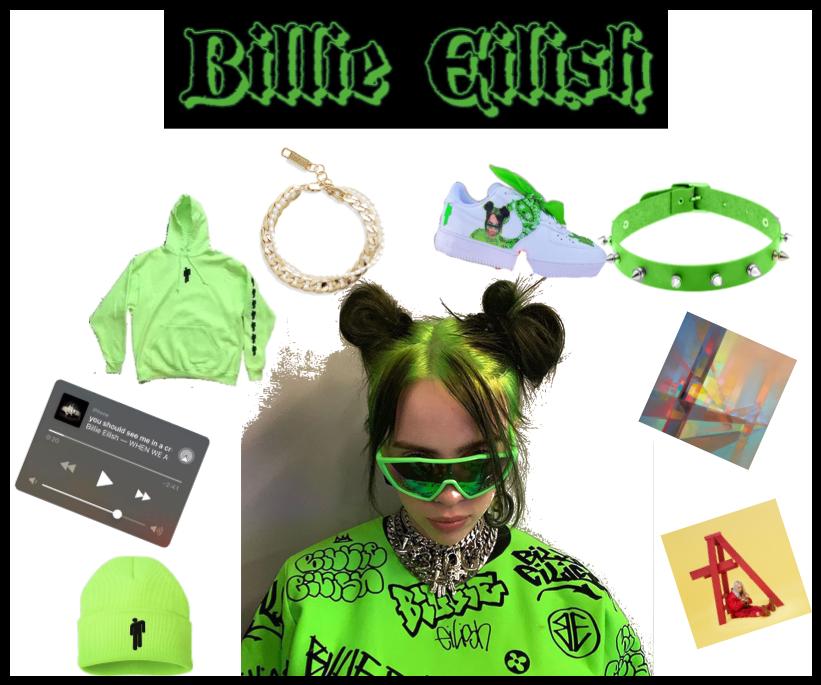 Billie Eillish♡♡♡