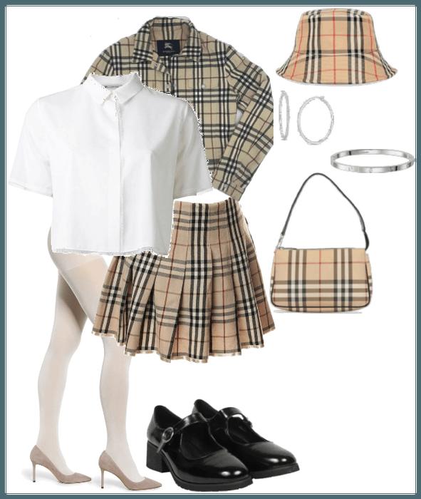 Burberry Schoolgirl