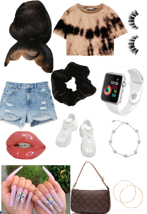 hot girl summer☝🏽