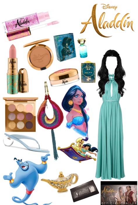 all things Aladdin 🔮
