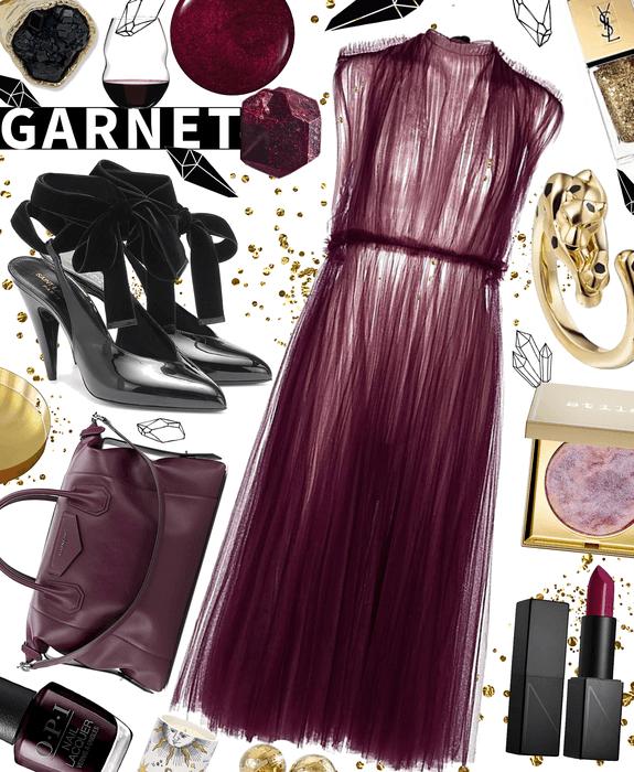garnet glam