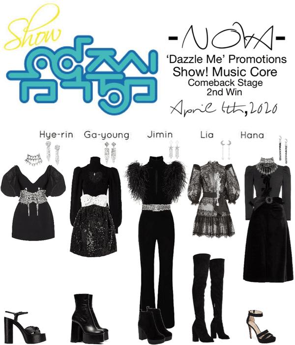-NOVA- 'Dazzle Me' Show! Music Core