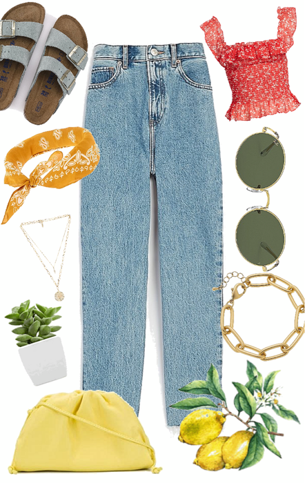 Summer Daily Look