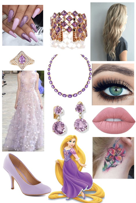 Rapunzel (Tangled) Outfit
