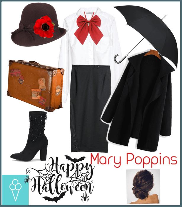 # Halloween costume # Shoplook # Mary Poppins