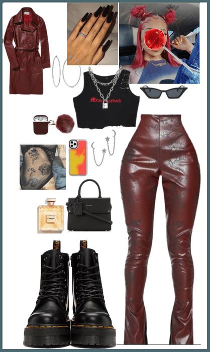 Fashion week ❤️🌹🍒🌶️
