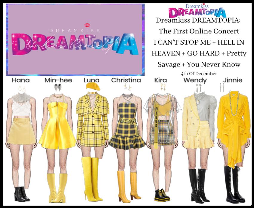DREAMKISS (드림키스) DREAMTOPIA Stage #14