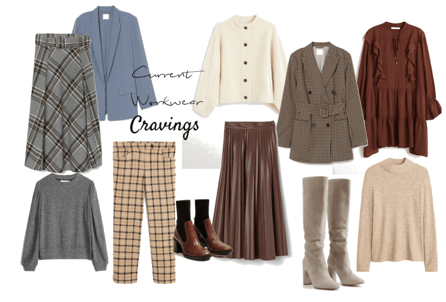 current workwear cravings