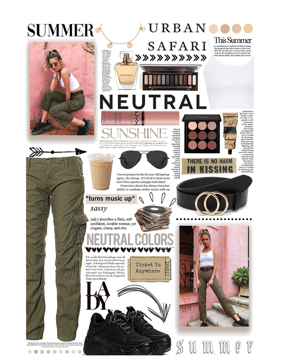 summer neutrals 💕