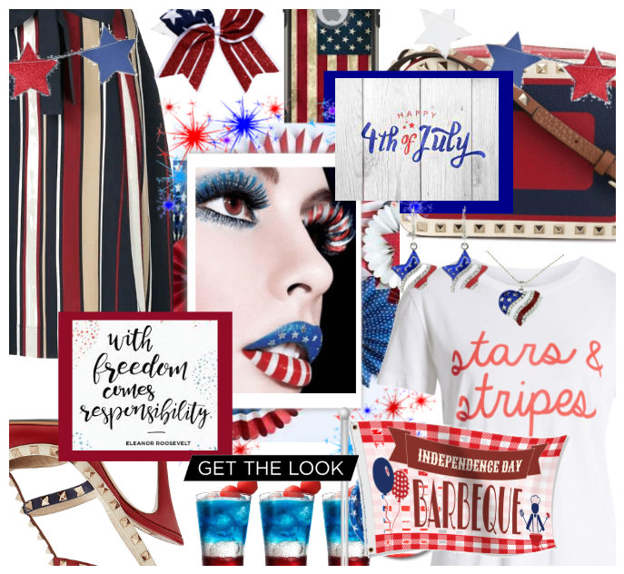 //get the look: independence day bbq //