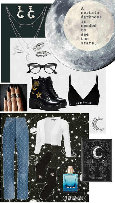 moon day outfit