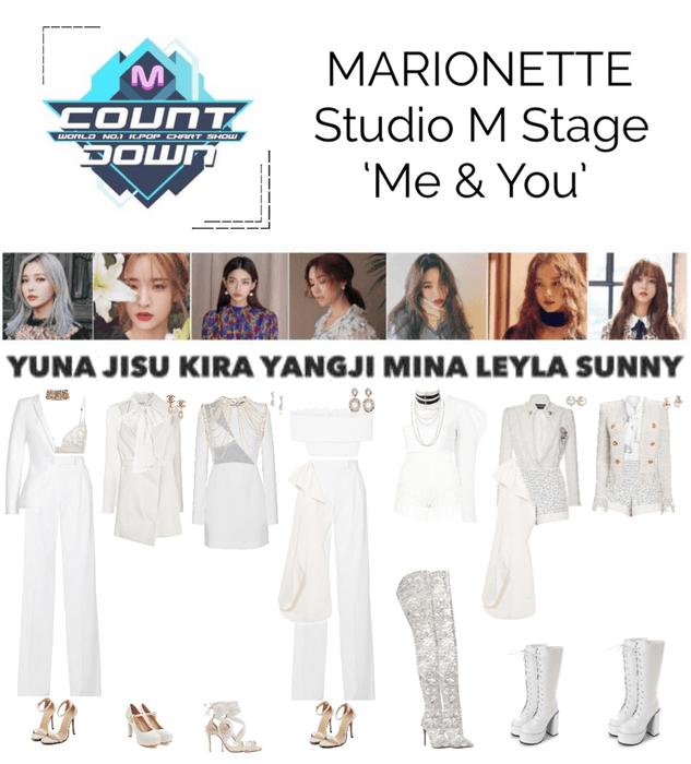 MARIONETTE (마리오네트) MCountdown Studio M Stage