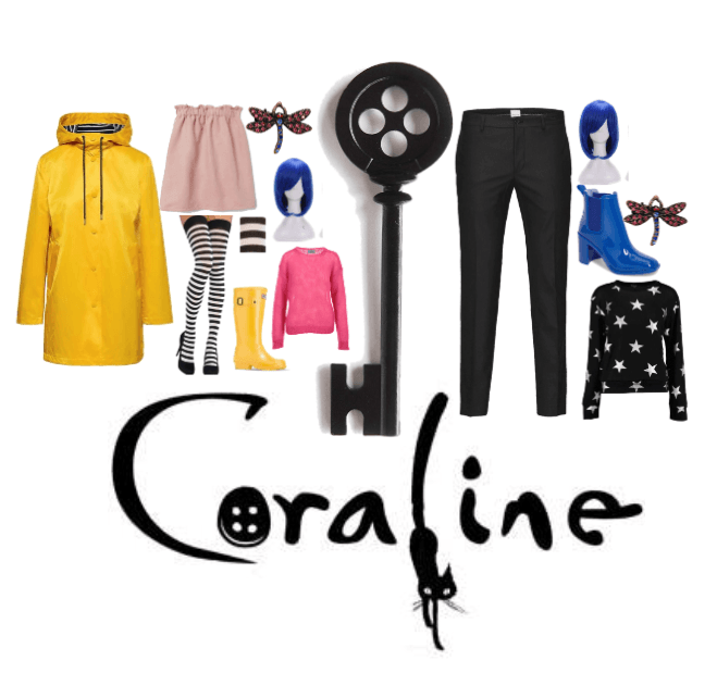 Coraline Outfit Shoplook