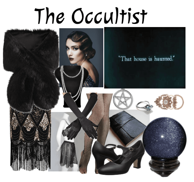 1920s Occultist
