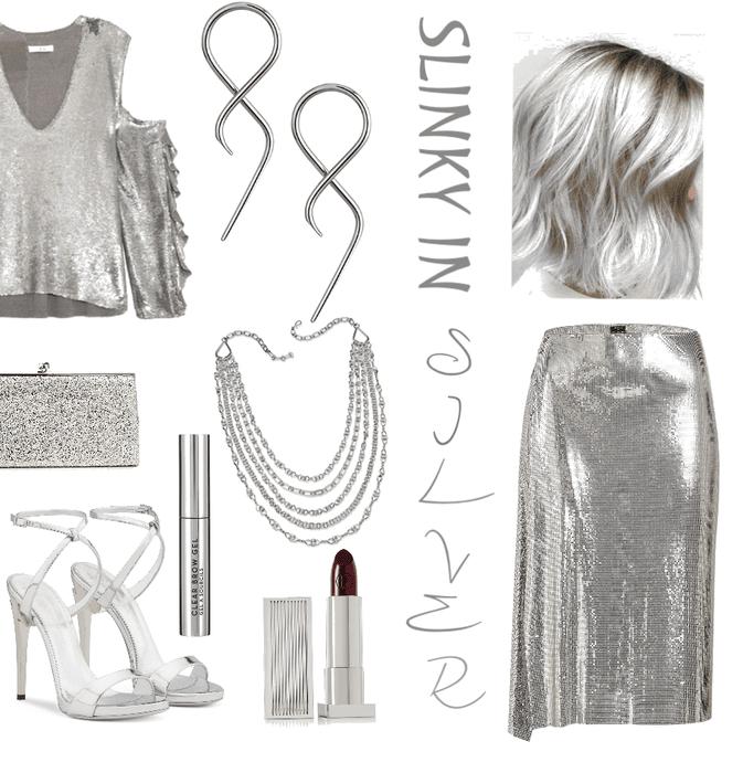 Slinky in Silver