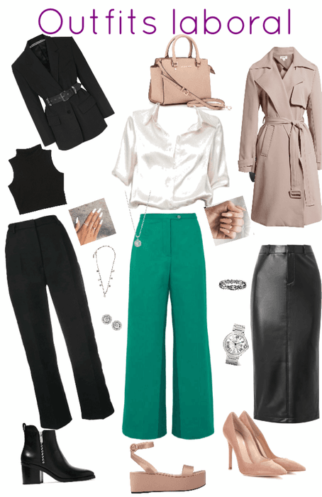 Outfit s laboral Andrea