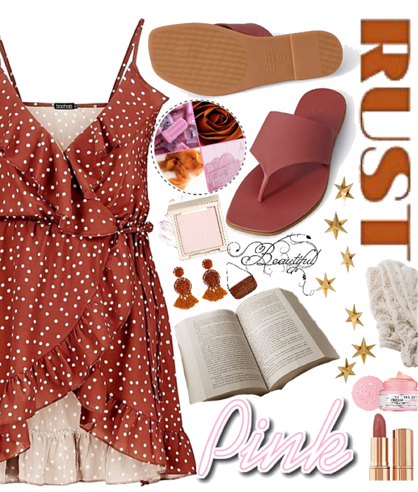💗Rust and Pink🤎