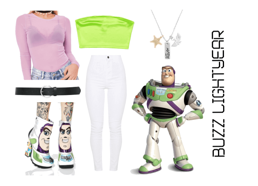 Buzz Lightyear (Toy Story) - Disneybound