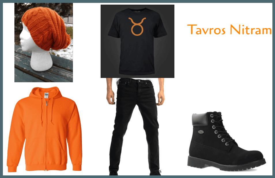 Tavros Nitram