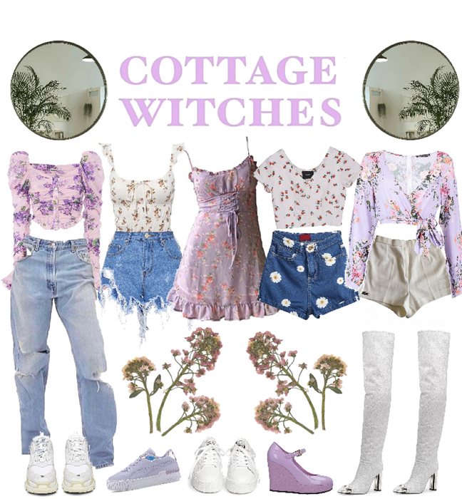 cottage witches