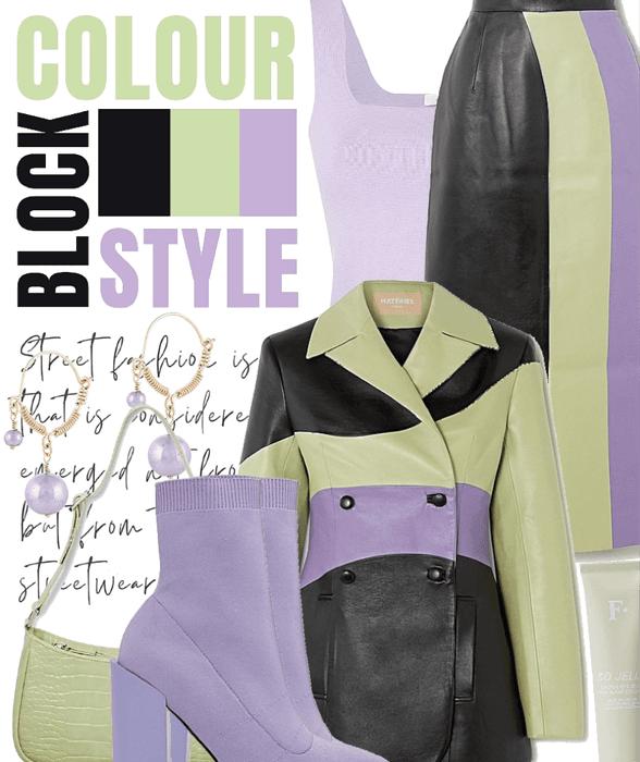 Colour Block Style
