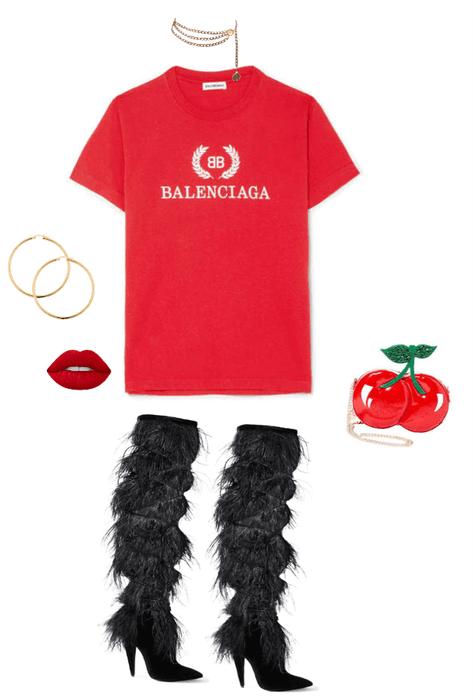 Balenciaga Bitch