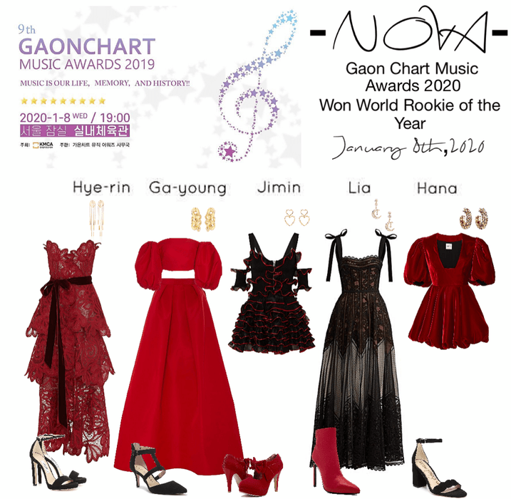 -NOVA- Gaon Chart Music Awards 2020