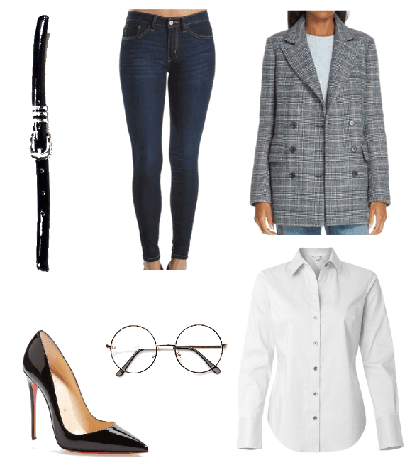 Business casual tomboy