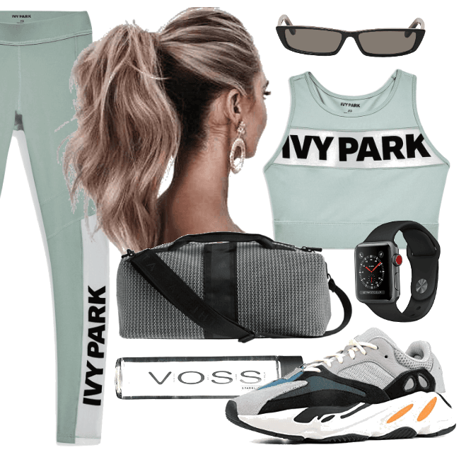 Ivy Park Street Workout Style