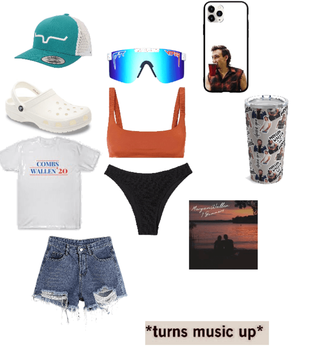 Pool/Lake/Beach day