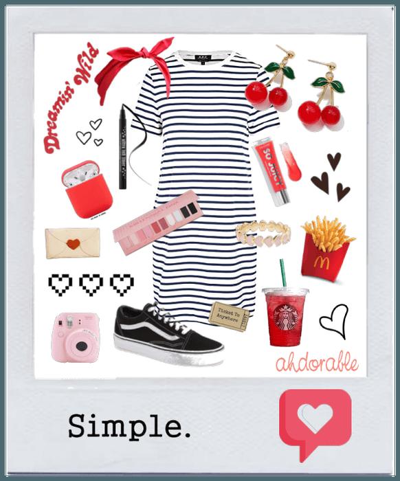 Simple Summer Dress no. 2