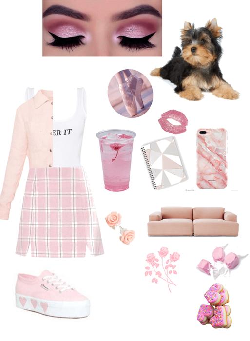 ElizabethStyle Pink