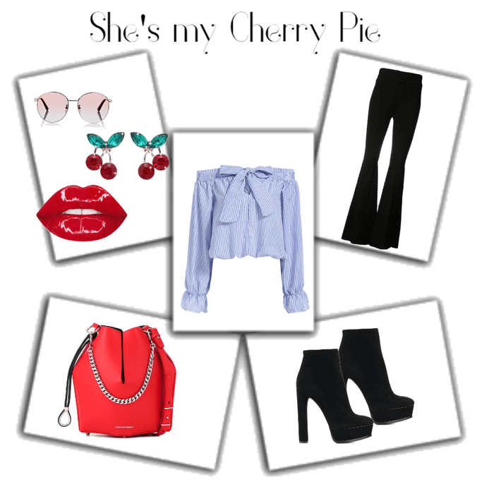 She's my Cherry Pie