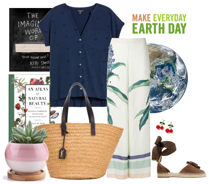 Inspired by Earth