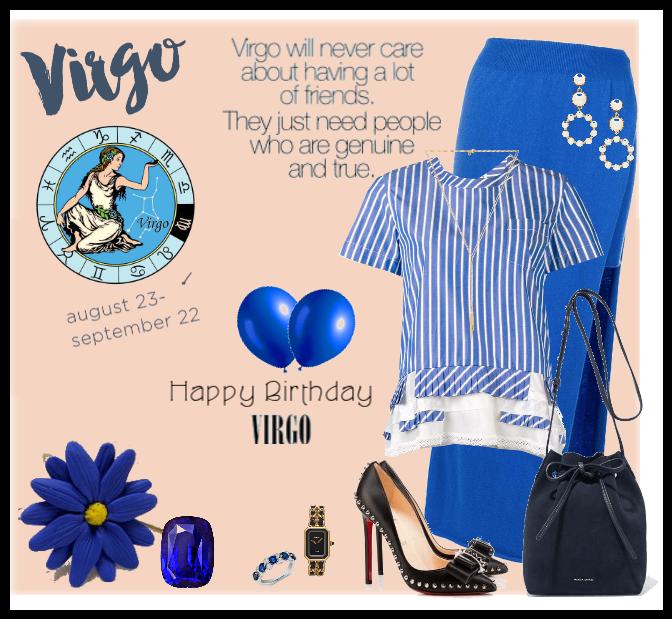 Happy Birthday Virgo