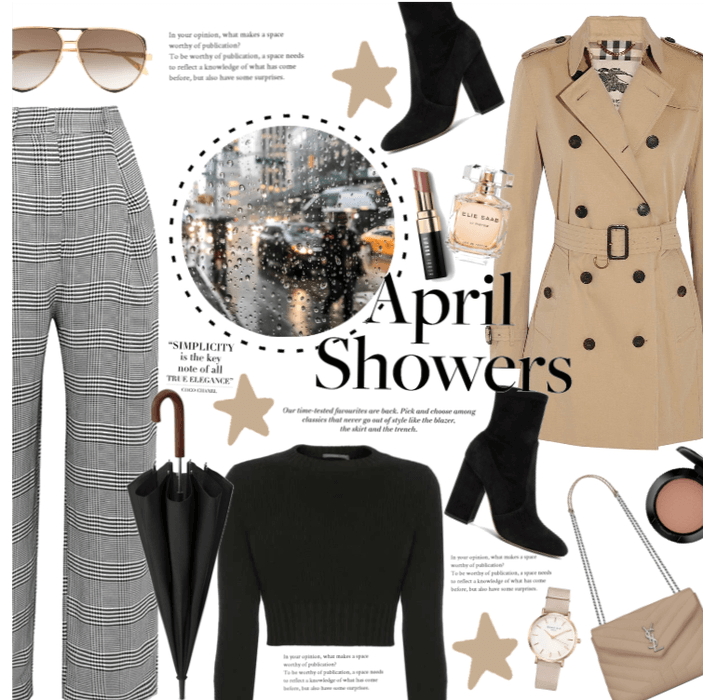 April Showers Style Spring 2020