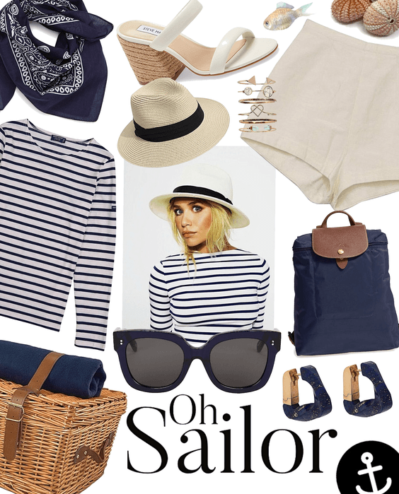 nautical for days