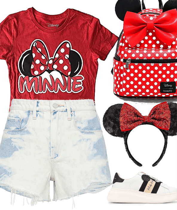 Disney world outfit