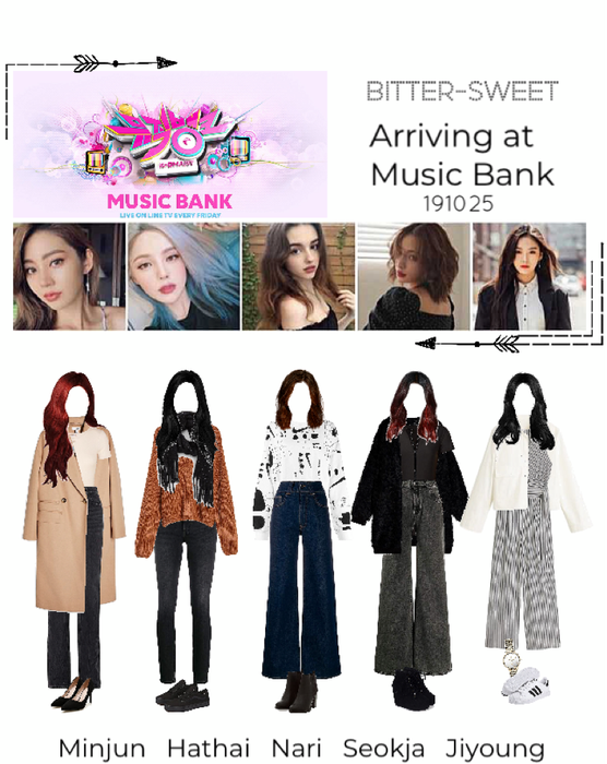 BSW Music Bank 191025