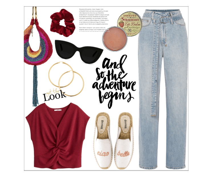 Jeans are always a good idea!