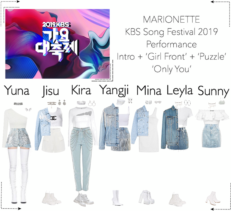 MARIONETTE (마리오네트) KBS Song Festival 2019   Performance