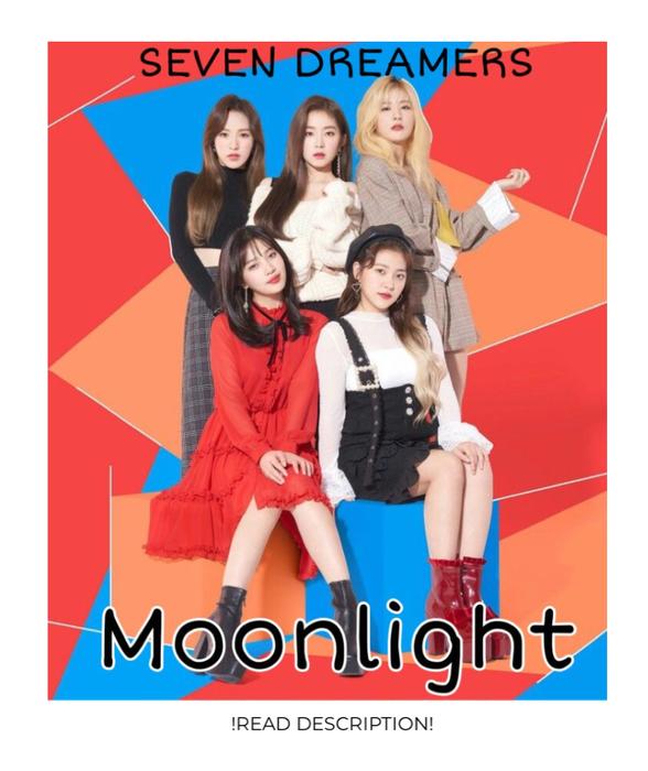 """Seven Dreamers  Sub-unit """"Moonlight"""""""
