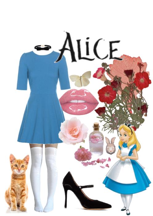 disney ladies; alice
