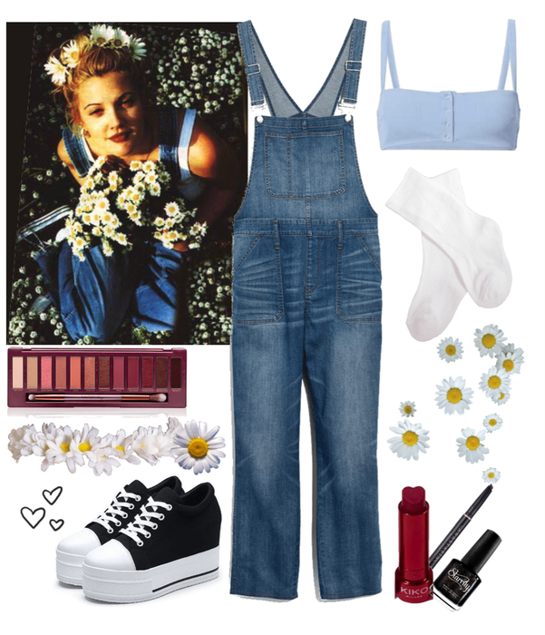 GET THE LOOK: Drew Barrymore