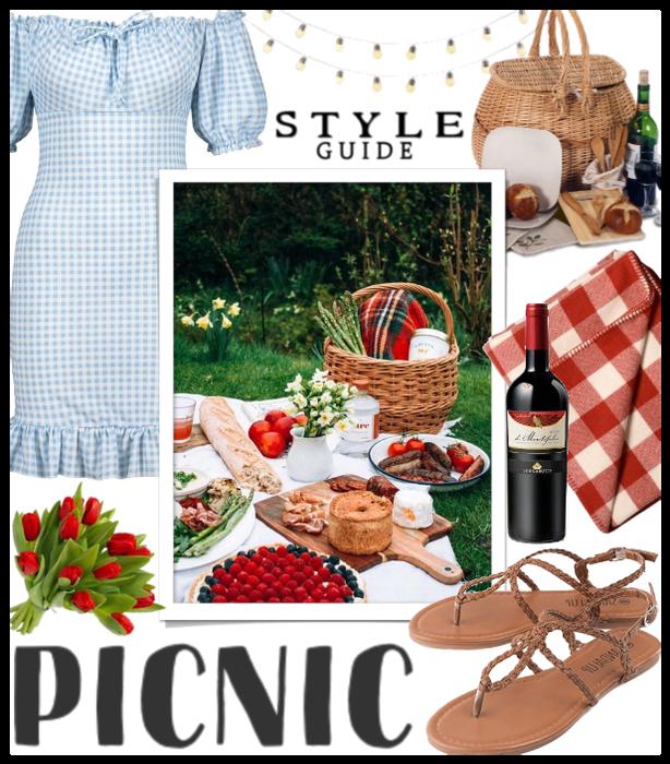 SUMMER 2020: Picnic Style