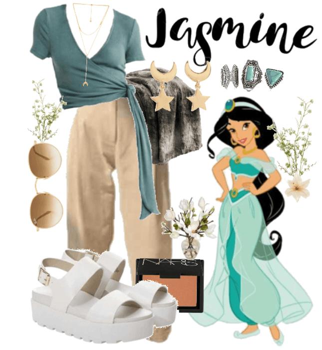 disney ladies; jasmine