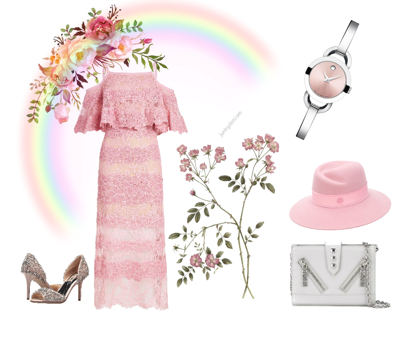 pretty pink royalty