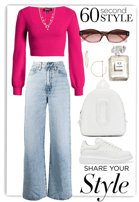 go for nice and simple look